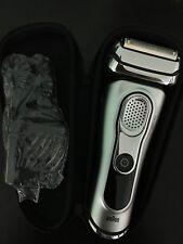 Braun Series 9 9290cc Men's Electric Shaver Wet and Dry BRAND NEW NO BOX- CHROME