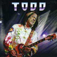 Todd Rundgren - Todd (Live Recording) (2012)  CD+DVD  NEW/SEALED  SPEEDYPOST