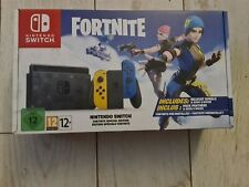 Nintendo Switch Fortnite Special Edition EMPTY BOX ONLY |REPLACEMENT BOX ONLY|