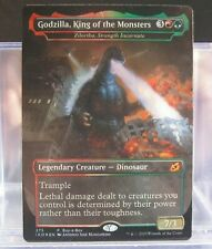 MTG IKORIA GODZILLA , King of the Monsters Buy a Box Mythic Rare Promo Foil !!