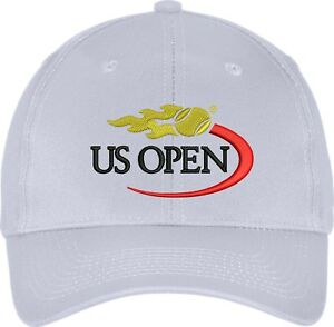 US OPEN TENNIS Golf Hat Cap - Adjustable - US TENNIS - LAST YEARS CLOSEOUT