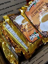 20 X BAGS, VINACAFE, INSTANT COFFEE, MIX 3 IN 1 ( New Free Shipping)