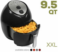 Paula Deen Air Fryer  9.5 QT 1700 Watt Air Fryer w/ Rapid Air Circulation System