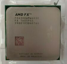 AMD FX-6300 3,5Ghz Socket AM3+ Procesador de Seis Núcleos