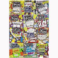 Tom Gates Liz Pichon 12 Books Collection Set Everything's Amazing Genius Ideas