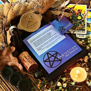 Spell Casting Kit- Protection