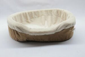 Casual Pet Products Lounger Med Tan Suede