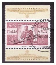 Francobolli della Repubblica italiana usati singolo
