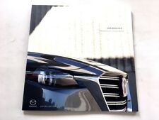 2018 Mazda Cx-9 CX9 48-page Original Sales Brochure Catalog
