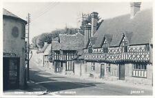 Wilts Wiltshire Potterne near DEVIZES Judges Proof card RP plain back