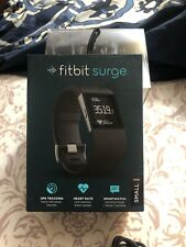 Fitbit Surge Fitness Super Watch With Heart Rate Monitor