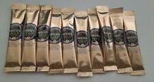 10 x Nescafe Gold Blend Decaffeinated One Cup Sticks Coffee Sachets