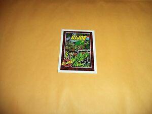 Raid Into Sierra Gordo # 171 GI Joe Series 1 Impel Hasbro 1991 Base Trading Card