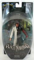 BATMAN ARKHAM CITY - TWO-FACE - COLLECTOR ACTION FIGURE  DC  BNIB