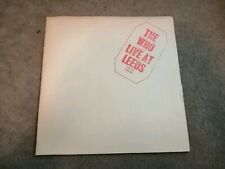The Who - Live At Leeds - UK LP (1970) *GREAT VINYL* *ALL INSERTS INCLUDED*