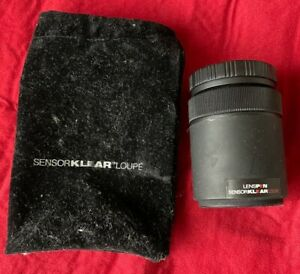 Lenspen SensorKlear loupe., pre-owned, excellent condition