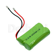Rechargeable Battery Ni-MH AA with Cable 2.4V 2500mAh