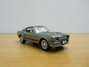 FORD MUSTANG SHELBY GT500 ELEANOR 1/43 Film 60 SECONDES CHRONO