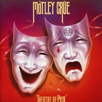 Motley Crue - Theatre of Pain [New CD]