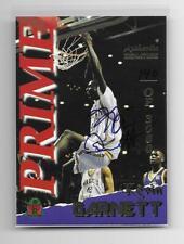 1995 Signature Rcs rc Auto KEVIN GARNETT prime Rookie AUTOGRAPH card /3000