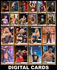 Topps Slam 20 Alexa Bliss This Month In WWE History June Base 2020 Digital Card