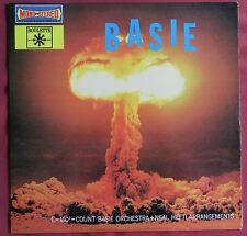 COUNT BASIE    LP ORIG FR  MONO   E=MC² = COUNT BASIE ORCHESTRA