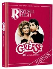 Grease (40th Anniversary Edition) [New Blu-ray] With DVD, Anniversary