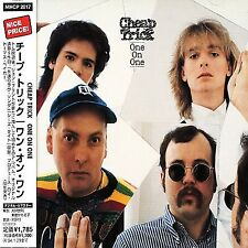 CHEAP TRICK - ONE ON ONE - JAPAN CD - MHCP-2017 - BRAND NEW - FACTORY SEALED