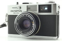 *Exc+5* Olympus 35 RC Rangefinder Camera 42mm f2.8 Lens From JAPAN