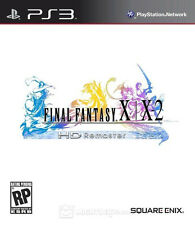 Final Fantasy X X-2 HD Remaster XIII 13 Xiii-2 Sony PlayStation 3 Ps3