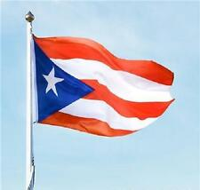 12 PUERTO RICAN FLAGS 3 x 5 Indoor Outdoor Banner Pennant #ST46 Free Shipping
