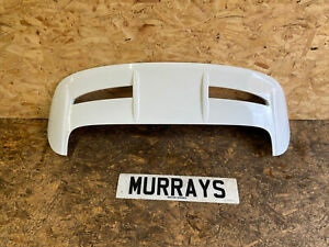 FORD FIESTA MK7.5 13-17 SPOILER IN FROZEN WHITE 13 - 17