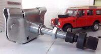 Series 2a 3 Windscreen Wiper Wheel Box Wheelbox & Adapter 605904 Land Rover