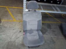 TOYOTA LANDCRUISER FRONT SEAT 200 SERIES, LH FRONT, CLOTH, GREY, 11/07- 07 08 09