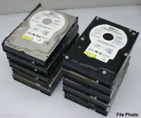 """(Lot of 12) 80GB-320GB IDE 3.5"""" Internal Hard Drives Mixed Lot Tested-Used"""