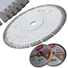 12x Makita Metall-Trennscheiben D 125 mm INOX+ 1x Diamant-Trennscheibe D 230 mm