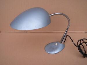 60er Jahre Mid Century Lampe Tischlampe Schreibtischlampe