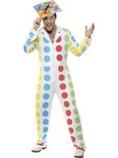 Twister Costume par la Jeu de Fête Twister Homme M