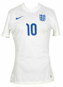 Wayne Rooney Game Used 2014 International Shirt and Ticket Authentic Team LOA