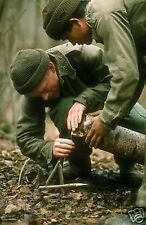 SURVIVAL / BUSHCRAFT LESSONS 4 THE MILITARY + CIVILIAN