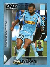 CALCIO CARDS 2005 Panini - Figurina/Sticker -n. 78 - LIVERANI - LAZIO -New
