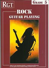 RGT Electric Rock Guitar Playing Grade 5 Five Exam Book FAST 1st Class Post NEW