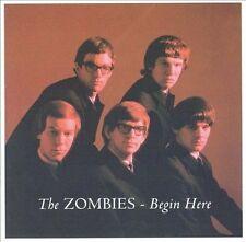 Begin Here [Begin Here Plus] by The Zombies (CD, Apr-1999, Big Beat Records (Dan