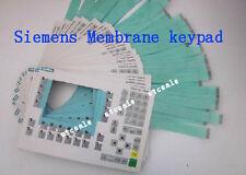 New SIEMENS SINUMERIK 6FC5203-0AF00-0AA1 Membrane Keypad- OP010  0P010,free ship