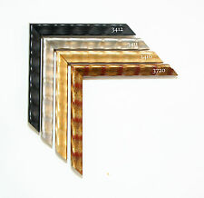 Custom Wood Picture Frame   Series 34 & 37   Great for Diplomas & Photos