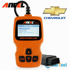 For CHEVROLET Car Check Engine Light OBD Code Reader Scanner Daignostic Tool