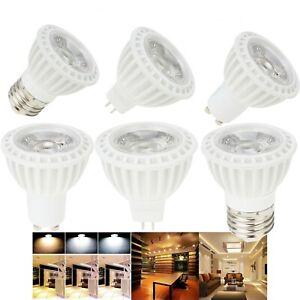 Dimmable LED Spot Light Bulbs 15W MR16 E27 GU10 E26  220V White Home Lamp xhg-15