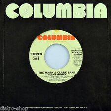 "7"" THE MARK & CLARK SEYMOUR BAND Jigsaw Woman RON DANTE COLUMBIA Glam-Rock 1977"