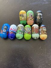 Mighty Beanz Lot Of 9