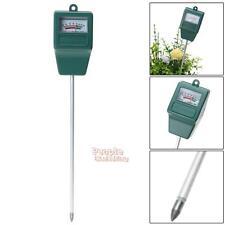 Soil Meter & pH Level Tester Measuring for Garden Plants Crop Flower Vegetable